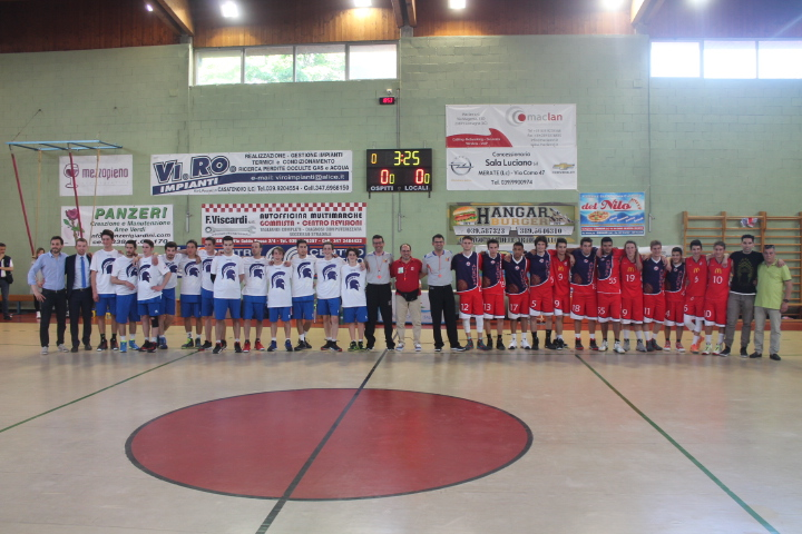 Basket GSO Lomagna