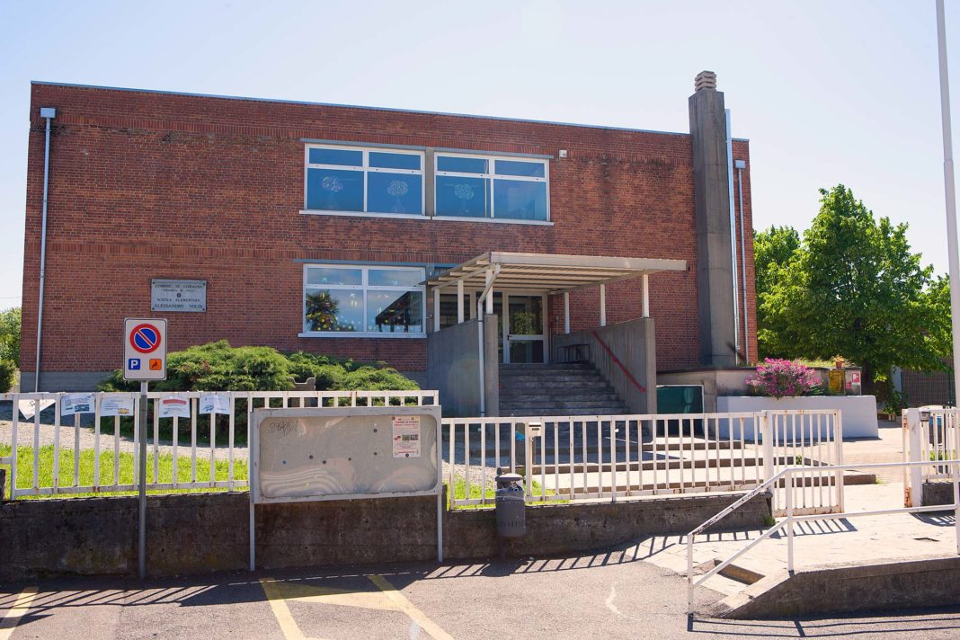 scuola primaria Alessandro Volta Lomagna